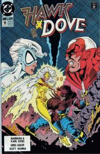 Hawk and Dove (3rd Series) #16 VF/NM; DC   save on shipping - details inside