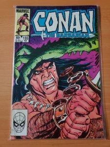 Conan the Barbarian #155 (1983)