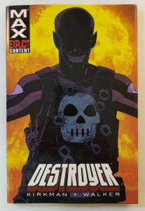 DESTROYER HARD COVER GRAPHIC NOVEL FIRST PRINT KIRKMAN NM