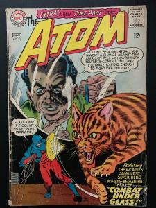 the Atom (1962) 21 VG- (3.5)