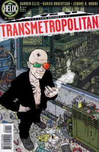 Transmetropolitan #1 VF/NM; DC/Helix | save on shipping - details inside