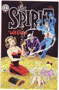 Spirit, the by Will Eisner #24 (Oct-86) NM/NM- High-Grade The Spirit
