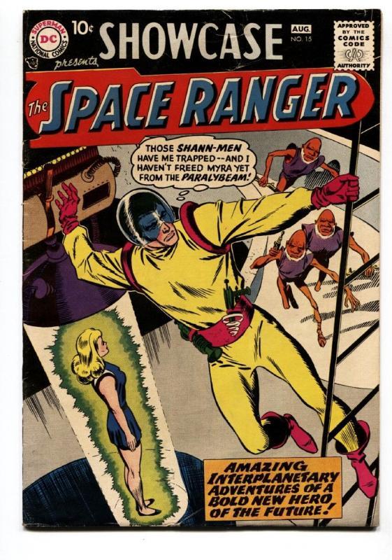 Image result for space ranger showcase