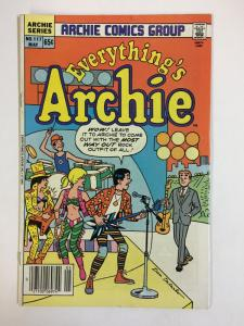 EVERYTHINGS ARCHIE (1969-1991)117 VF-NM May 1985 COMICS BOOK