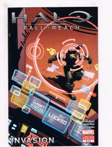 Halo Fall Of Reach # 2 VF/NM 1st Print Marvel Comics Limited Series Reed Ser S63