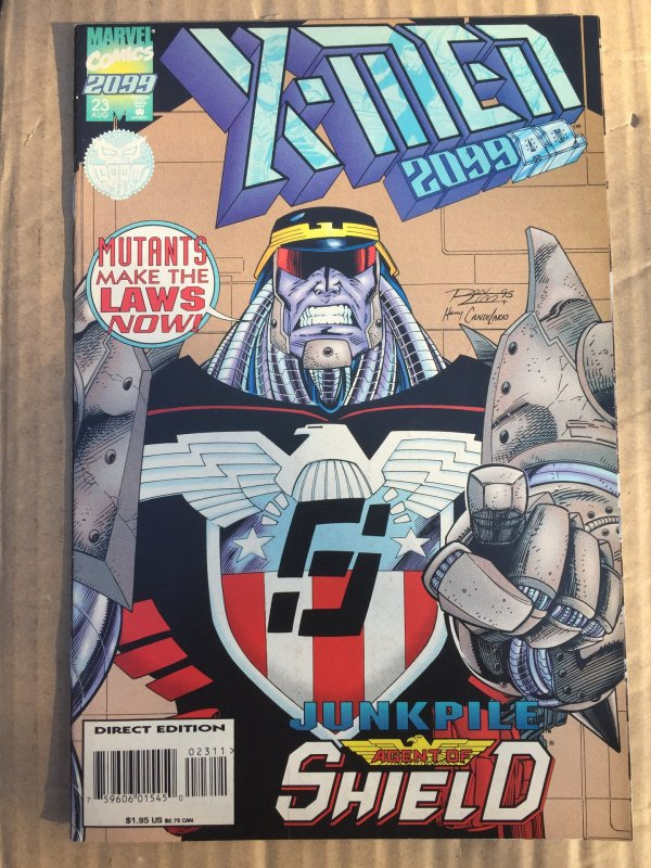 X-Men 2099 #23 (1995)
