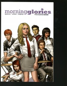 Morning Glories Vol. # 1 For a Better Future Image Comic Book TPB Graphic J402