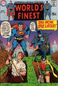 World's Finest Comics #195, Good- (Stock photo)