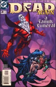 DC DEADMAN: DEAD AGAIN #2 VF