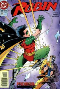 Robin #11 VF/NM; DC | save on shipping - details inside