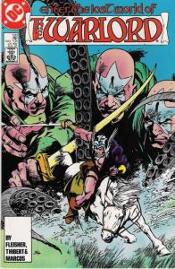 Warlord (DC) #120 VF/NM; DC | save on shipping - details inside