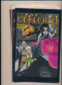 Aircel Lot of 3 Comics! ELFLORD Vol. 2 #2, #3, #4 VERY FINE (HX871)