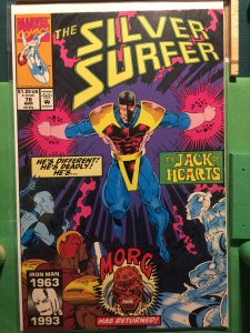 The Silver Surfer #78