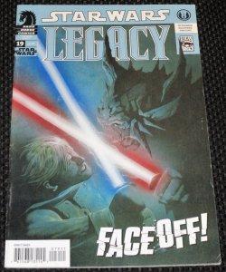 Star Wars: Legacy #19 (2008)