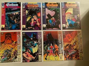 Gotham Nights 2 sets 8 different issues 8.0 VF (1992+95)