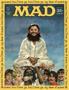 Mad (1952 series) #121, Fine+ (Stock photo)