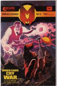 Miracleman   vol. 1   # 2 VF