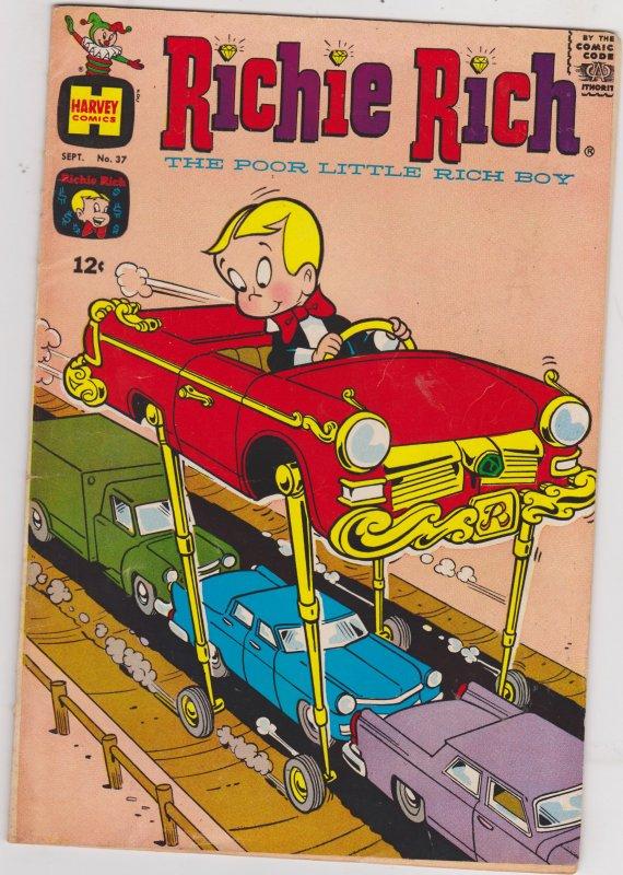 Richie Rich #37 (1965)
