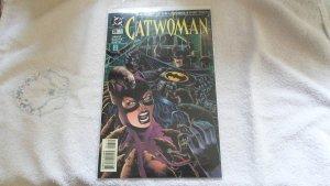 1995 DC COMICS CATWOMAN # 26