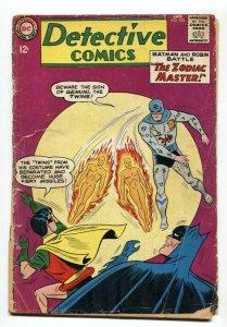 DETECTIVE COMICS #323 1964-Zodiac Master BATMAN-DC-incomplete