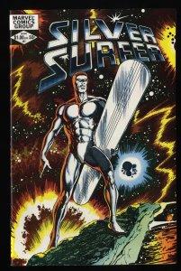 Silver Surfer 1982 #1 VF/NM 9.0