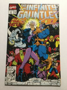 The Infinity Gauntlet 6 Near Mint Nm Marvel