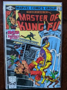 Master of Kung Fu #95. F++/VF-