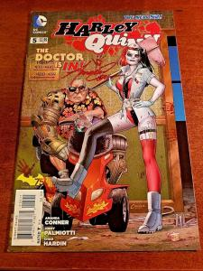 HARLEY QUINN #5 DC NEW 52 NEAR MINT