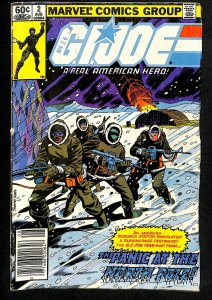 G.I. Joe: A Real American Hero #2 (1982)