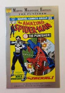 Marvel Milestone Edition: Amazing Spider-man #129 First Punisher 1992 FN/VF