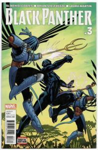 Black Panther #3 (Marvel, 2016) VF/NM