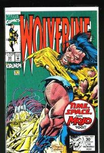 Wolverine #53 (1992)