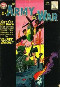 Our Army at War (1952 series) #134, Good (Stock photo)