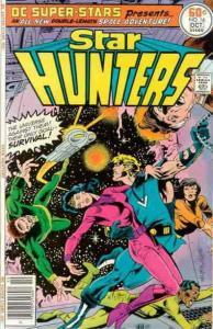 DC Super-Stars #16 FN; DC | save on shipping - details inside