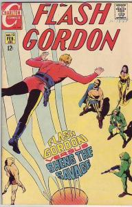 Flash Gordon #12 (Feb-69) FN/VF Mid-High-Grade Flash Gordon