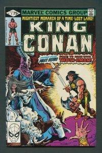 King Conan #1  / 8.0 VFN  March 1980