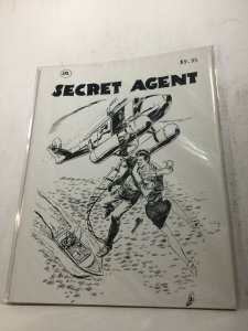 Secret Agent 3 Vf Very Fine 8.0 JAL Reprints