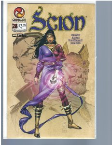 Scion #28 (2002) NM