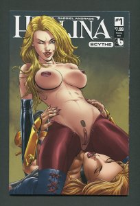 Hellina Scythe #1 / 9.8 NM-MT (Mature)  February 2017