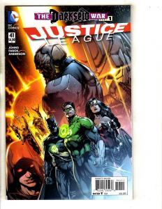 Lot Of 10 Justice League DC Comic Books # 41 42 43 44 45 46 47 48 49 50 JC6