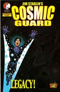 Cosmic Guard Ashcan #1 VF/NM; Devil's Due | save on shipping - details inside