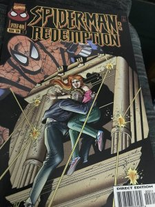 Spider-Man Redemption #3 Mint