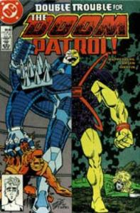 Doom Patrol (1987 series) #11, Fine+ (Stock photo)