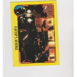 1990 Topps DICK TRACY-FLATTOP'S REVENGE #43
