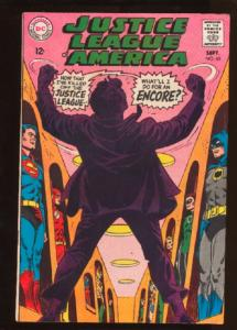Justice League of America (1960 series) #65, Fine+ (Actual scan)