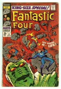 Fantastic Four Special 6   1st Annihilus