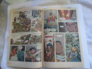 1986 MARVEL COMIC CONAN THE BARBARIAN # 184