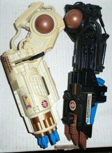 GI Joe Star Brigade Armor Bot 1993 Hasbro arms detached missing parts