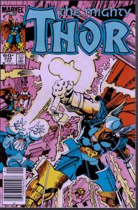 Thor #339 - 1st Stormbreaker - 9.0 or Better