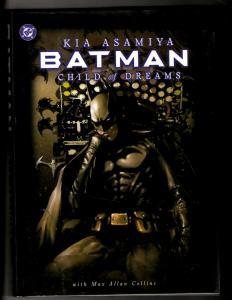 Batman Child Of Dreams HARDCOVER DC Comics Graphic Novel Gotham Joker Robin SM8